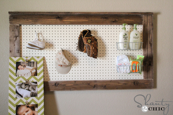 Pegboards Decoration Ideas and Tutorials - DIYCraftsGuru