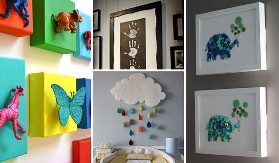 Amazing DIY Wall Art Projects DIYCraftsGuru