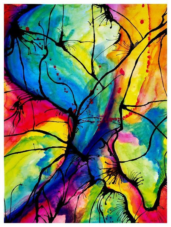 Creative abstract painting images for Creative abstract painting