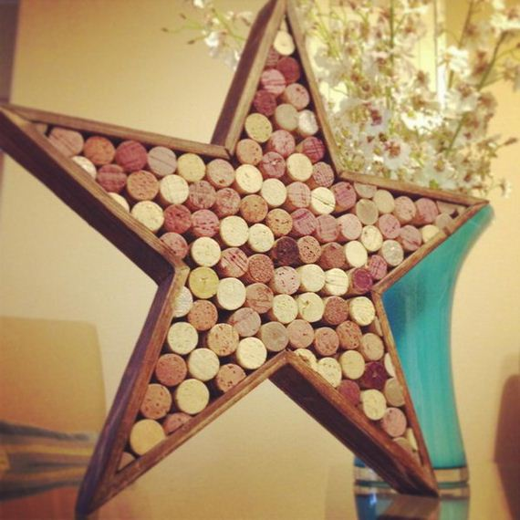 wine cork christmas tree instructions