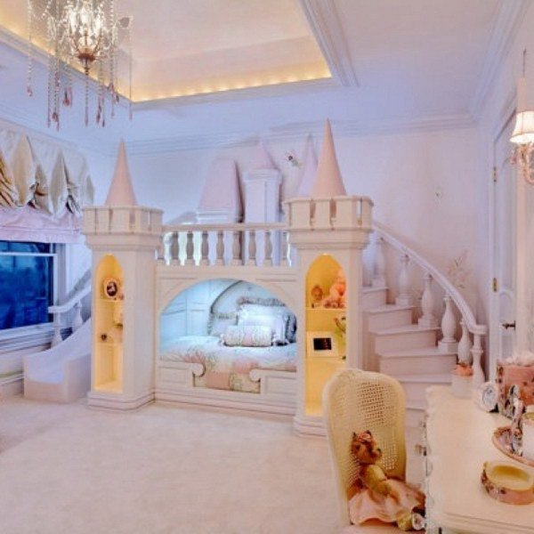 Elegant 1 Princess Bedroom Ideas