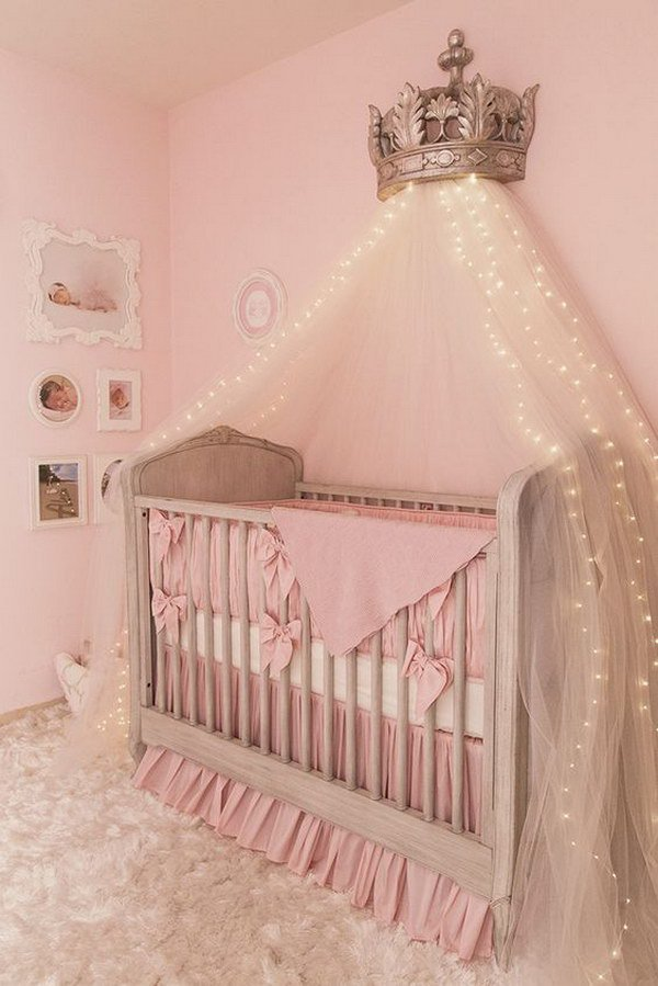 100 girls bedroom ideas diycraftsguru for Diy princess bedroom ideas