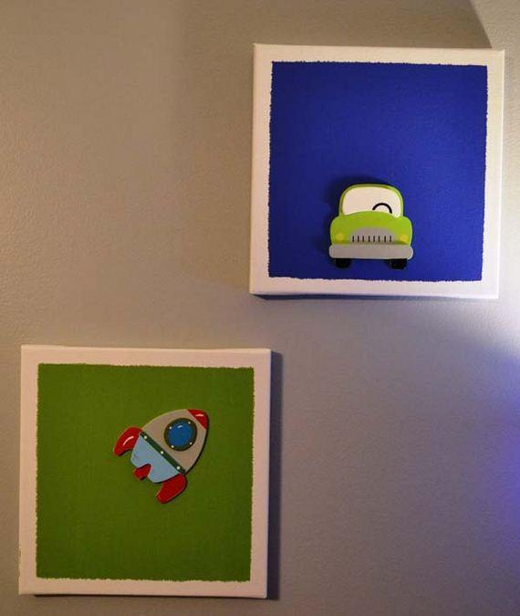 26-diy-wall-art-for-kids-room