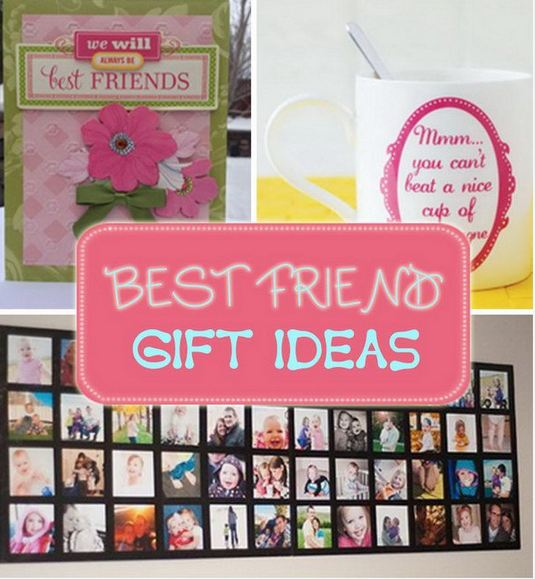 cool best friend gift ideas