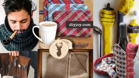 40 Awesome Diy Gifts For Men Diycraftsguru