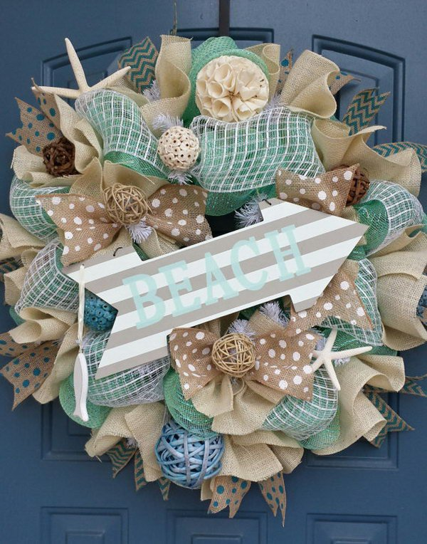 11-summer-wreath-tutorials-ideas