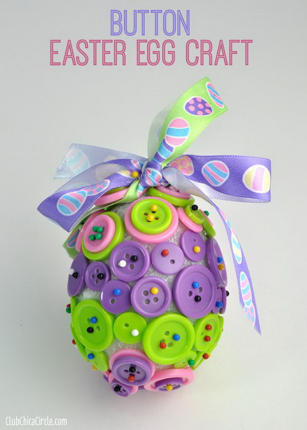 15 Easter Craft Ideas