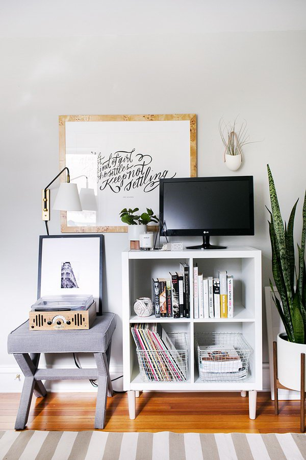 Awesome Diy Ikea Kallax Shelves Hacks Diycraftsguru