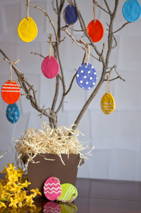 Amazing and fun easter craft ideas for kids diycraftsguru - Easter egg tree decorations ...