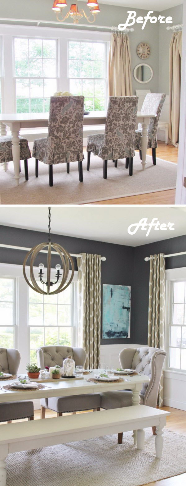 21-22-dining-room-makeover-ideas-tutorials
