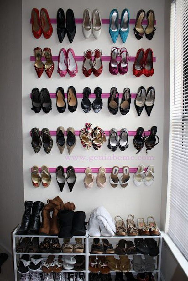 24 Closet Storage Organization Ideas