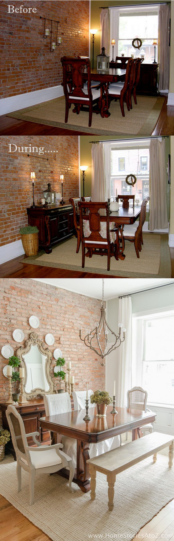 29 30 Dining Room Makeover Ideas Tutorials
