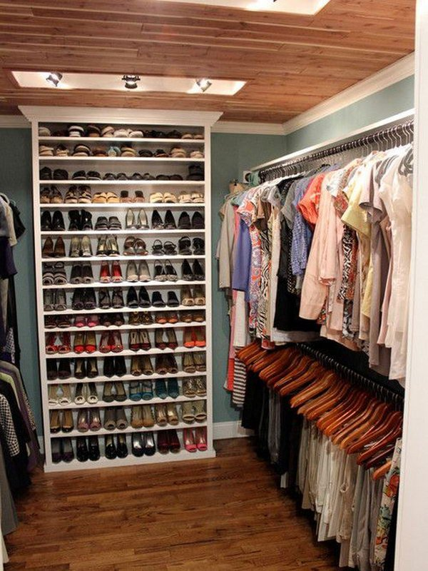 Awesome Clever Organization Ideas Diycraftsguru. Image Number 7 Of Closet Underwear  Storage .