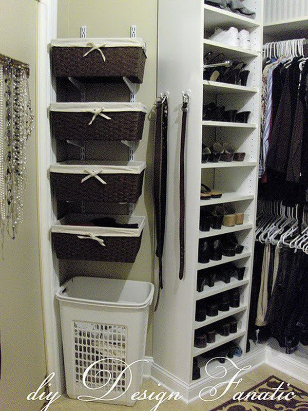 39 Closet Storage Organization Ideas