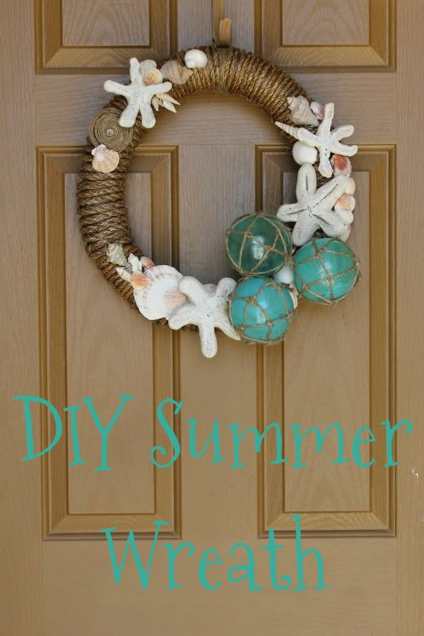 7-summer-wreath-tutorials-ideas