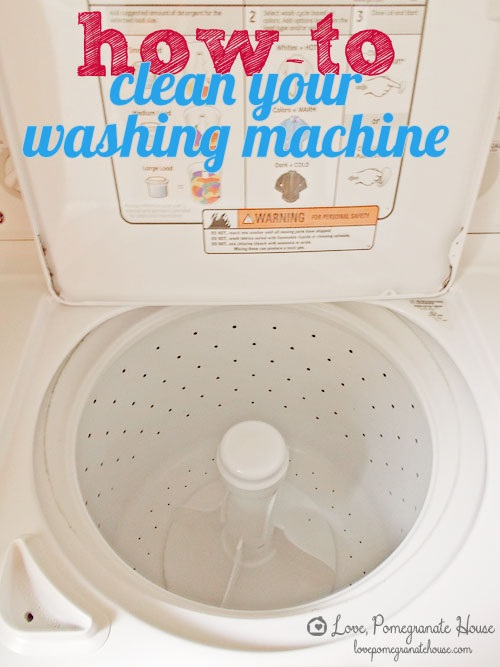 clean-washing-machine