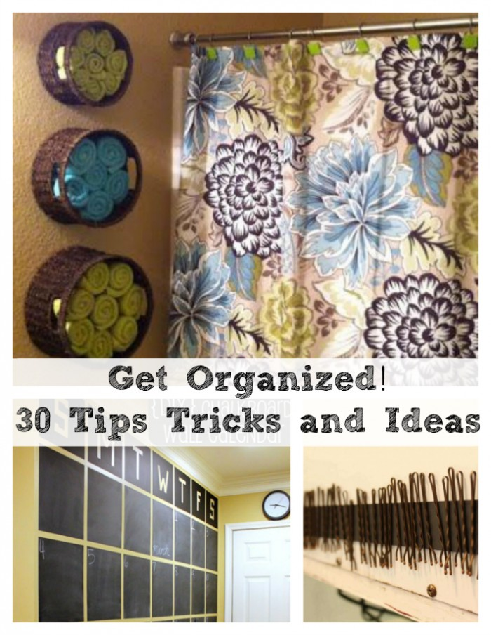 household-organization-tips