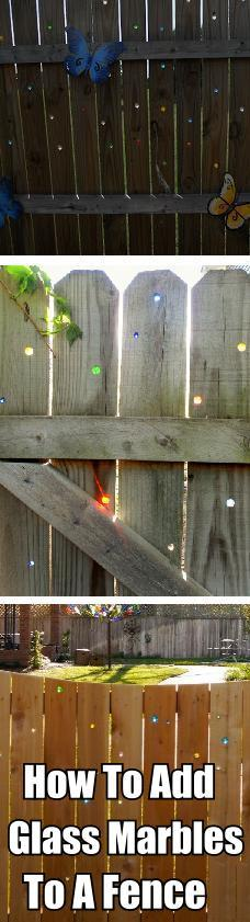 how-to-add-glass-marbles-to-a-fence