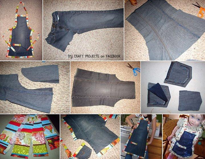 jeans-into-apron