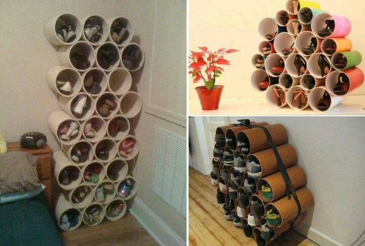 PVC Are So Versatile To Make For Home And Garden. We Have Some PVC Projects  Featured On Our Website, The Fun Way To Giant Knit Blanket With PVC Is  Super ...