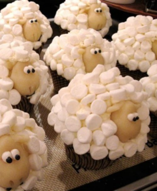 shaun-the-sheep-marshmallow-cupcakes-recipe