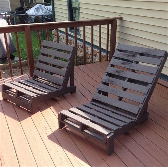 amazing diy outdoor pallet furniture tutorials diycraftsguru