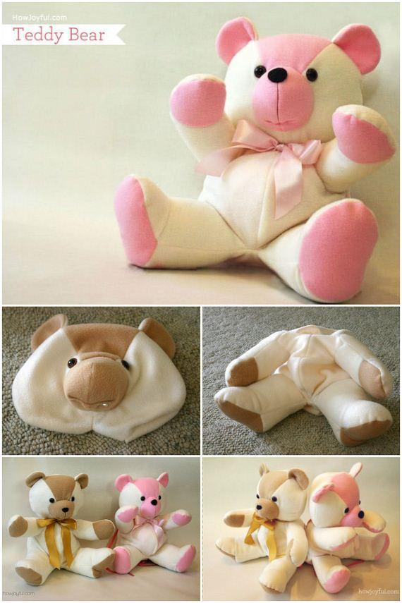 make your own teddy bear template - diy baby onesie clothes diycraftsguru