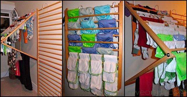 Clothes Drying Racks Youll Love DIYCraftsGuru