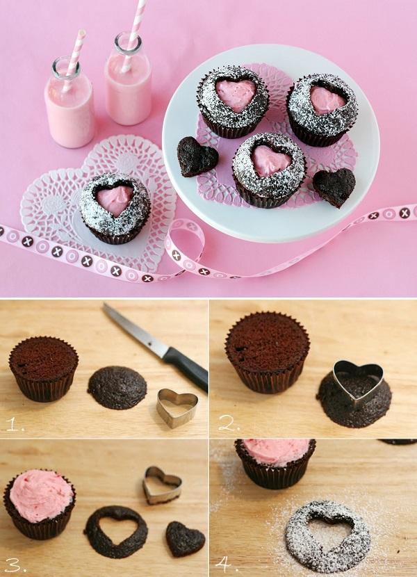 Как сделать кексы дома