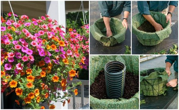 DIY Hanging Basket Project - DIYCraftsGuru