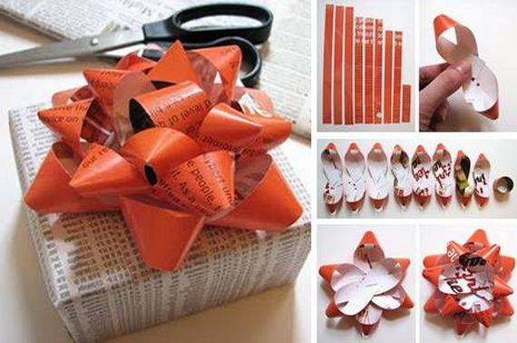 Amazing Diy Gift Bow Diycraftsguru