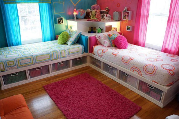 Small Kids Bedroom Storage Ideas Part - 40: I Wanted To Find Some More Great Ideas For You Guys And Found An Article  Over At Apartment Therapy That Rounds Up 10 Additional Ideas.
