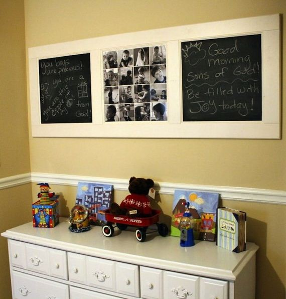 DIY Picture Displays Without Any Frames - DIYCraftsGuru