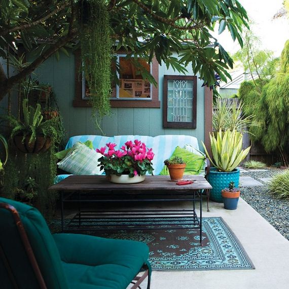 Awesome Outdoor Sitting Ideas