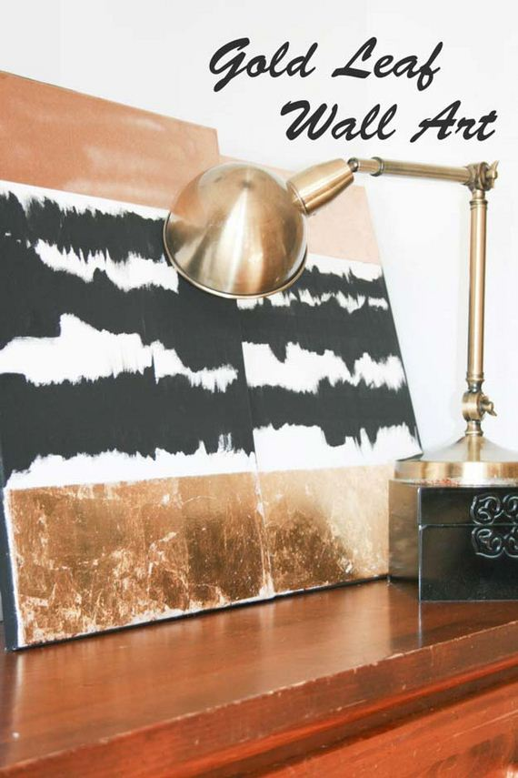 Black And White Diy Room Decor Projects Diycraftsguru