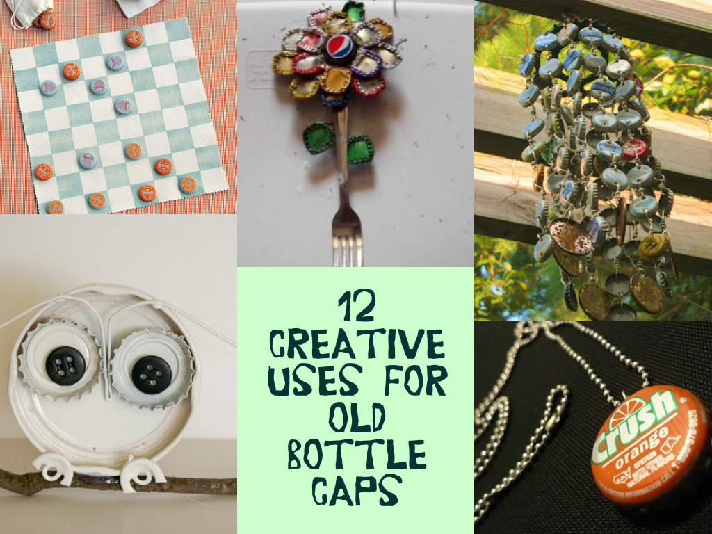 amazing uses for old bottle caps diycraftsguru