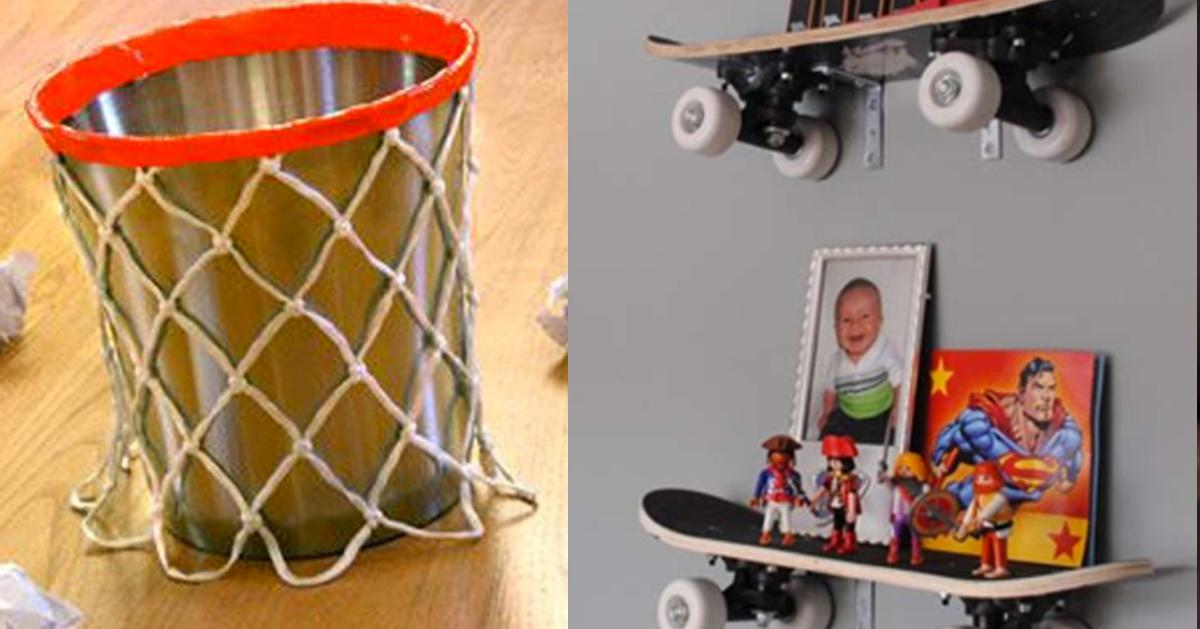 Amazing DIY Room Decor for Boys - DIYCraftsGuru