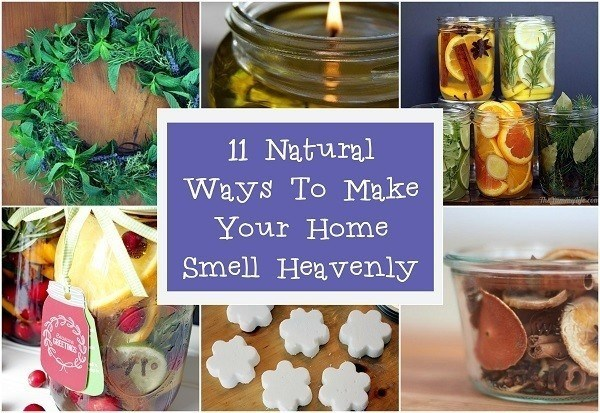 How to make your home smell heavenly diycraftsguru for How to make home smell good