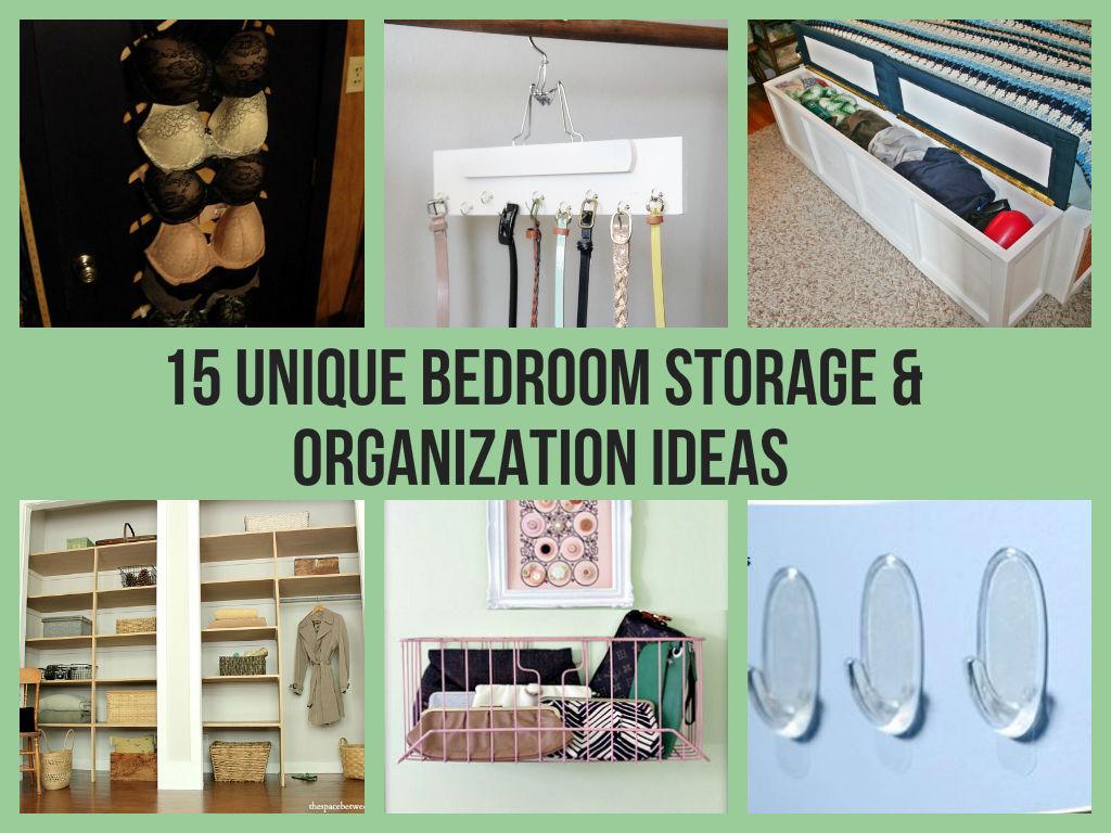 Amazing Bedroom Storage Organization Ideas Diycraftsguru