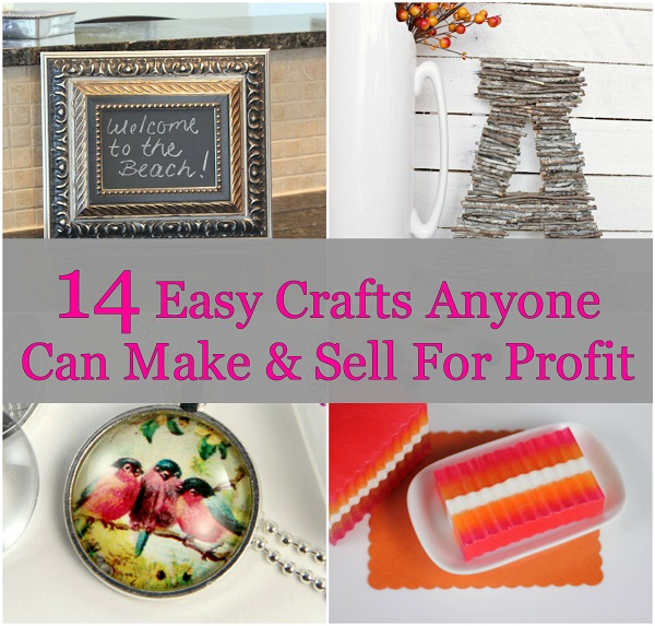 Selling Your Handmade Crafts Can Become A Lucrative Business You Just Have To Find Niche And Make Product That Customers Cant Get Enough