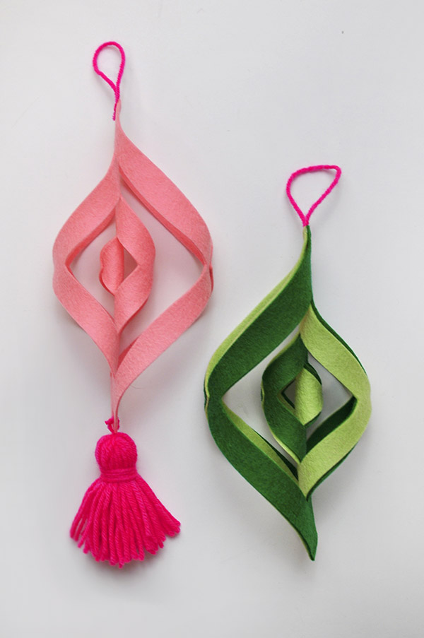 Check Out This Design From Delineate Your Dwelling You Can Add Some Fun Tassel Accents To The End For Extra Festivity And Have With Spiraling