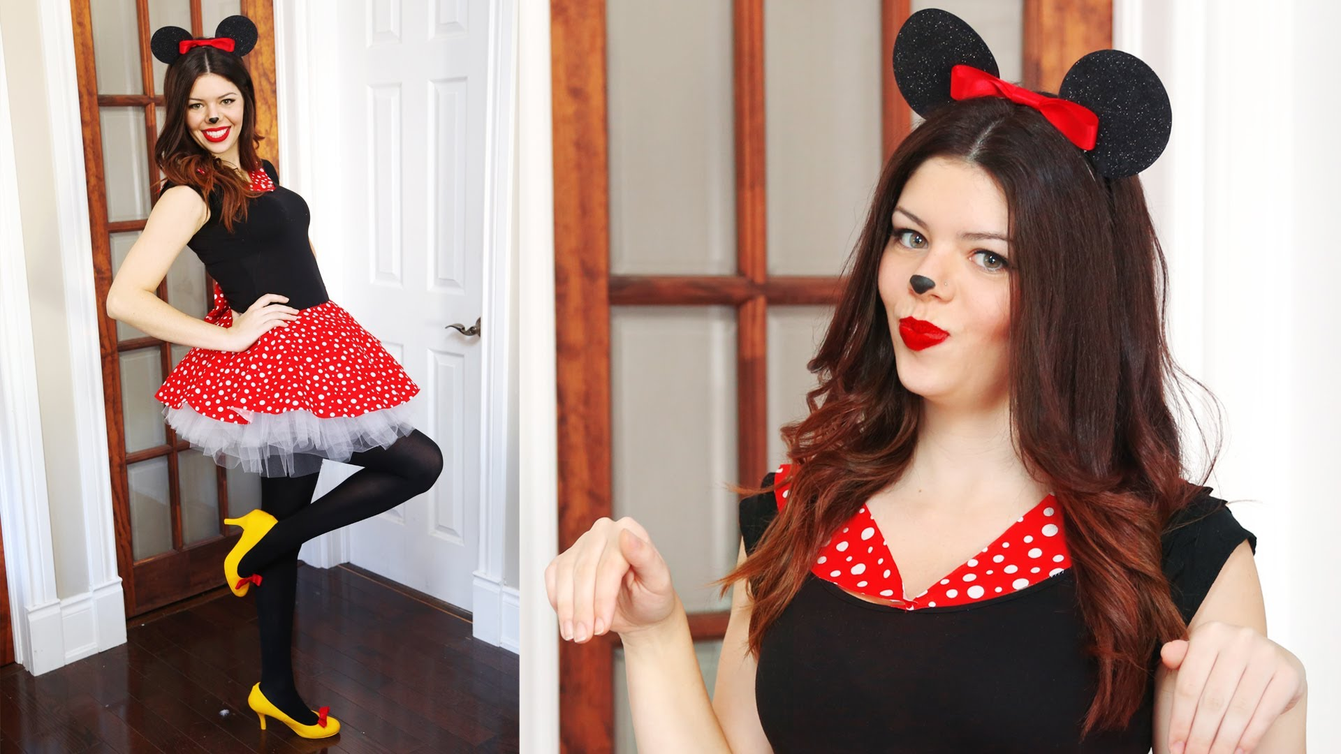 Awesome Diy Mickey And Minnie Costumes For All Sizes Diycraftsguru