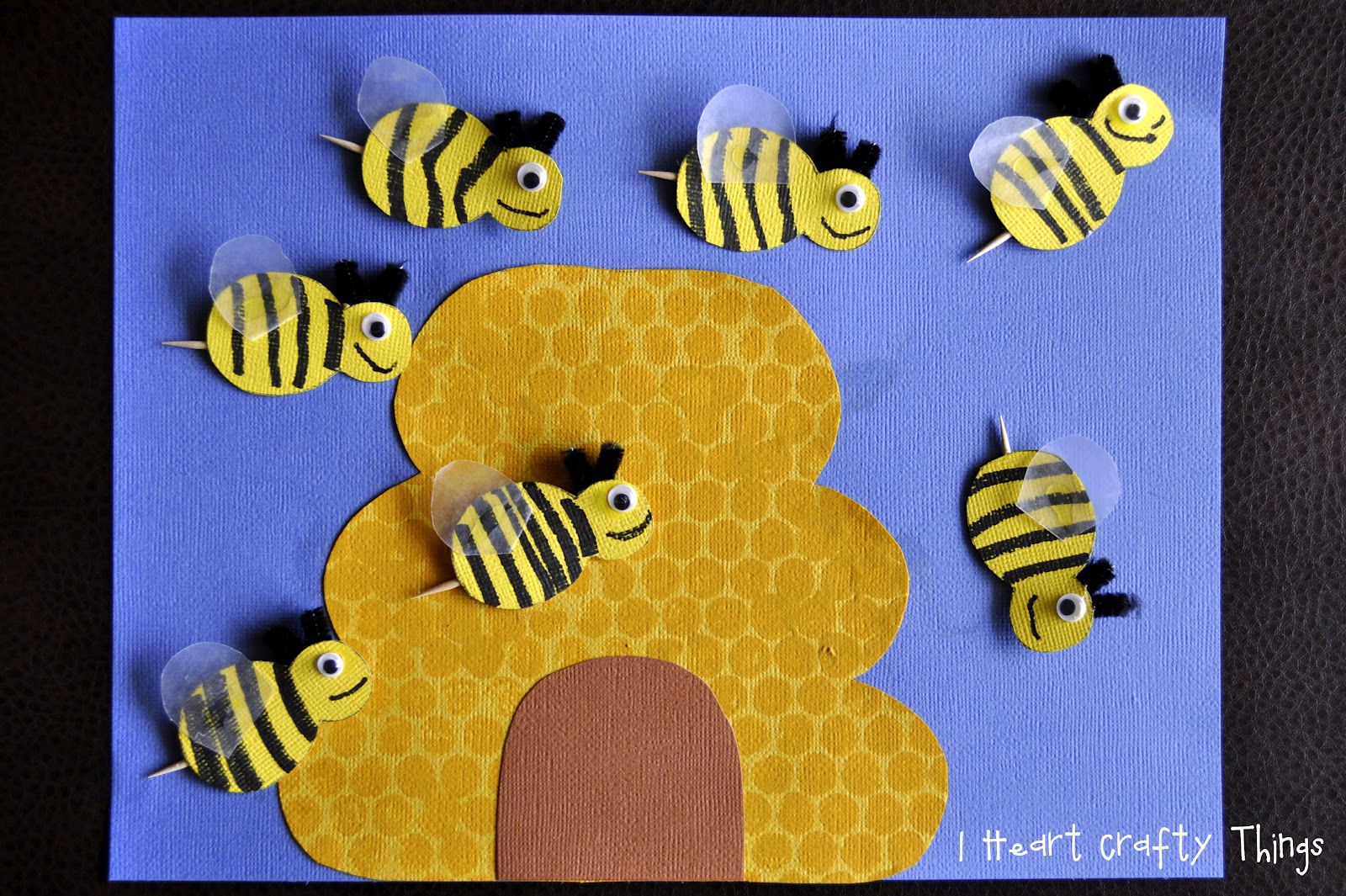 Amazing Bumblebee Crafts - DIYCraftsGuru