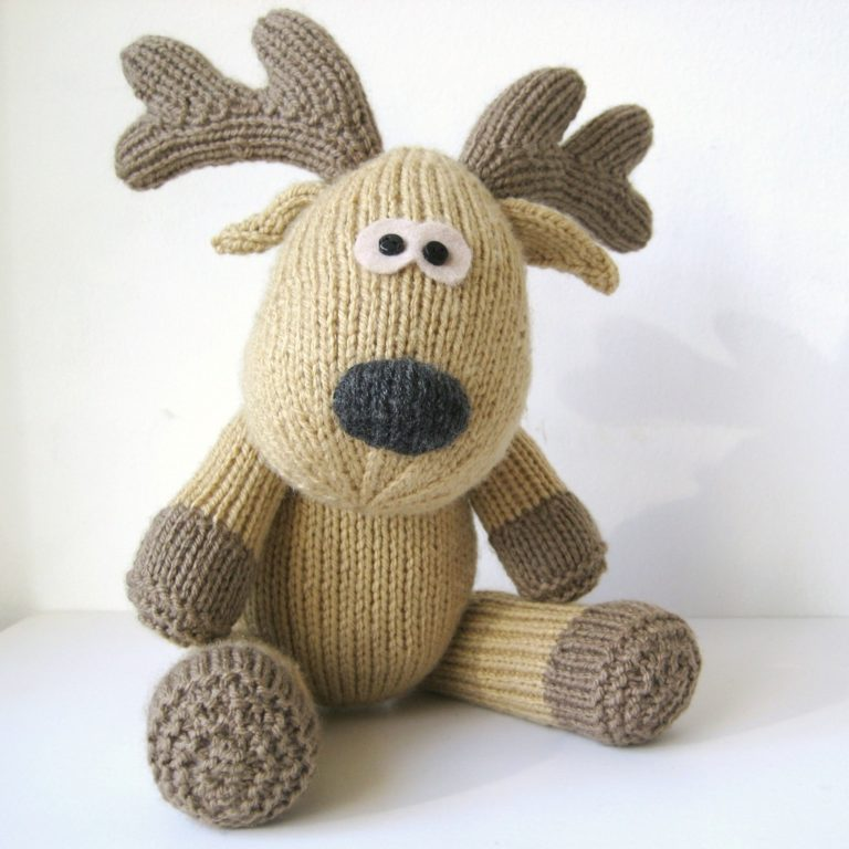 Cool Knitted Toys For Kids Diycraftsguru