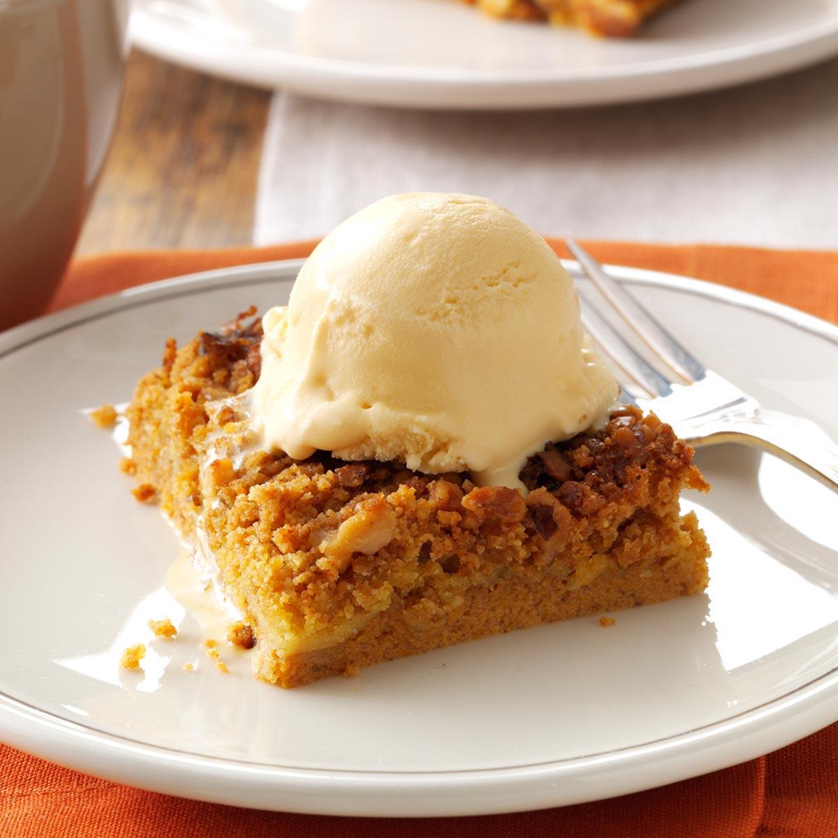 Pumpkin Ice Cream Roll Recipe: Amazing Pumpkin Flavoured Desserts