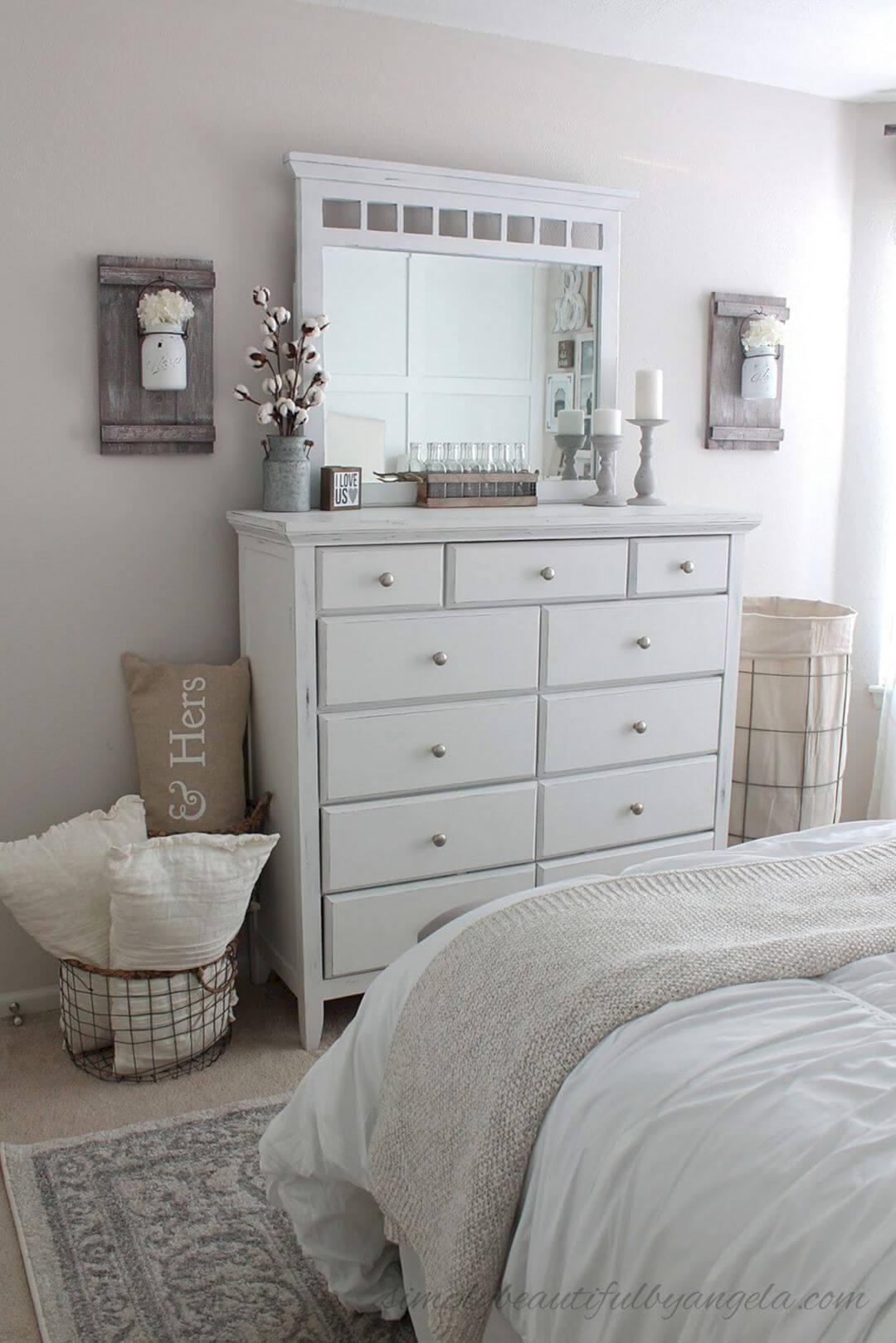 Awesome Rustic Chic Bedroom Designs - DIYCraftsGuru