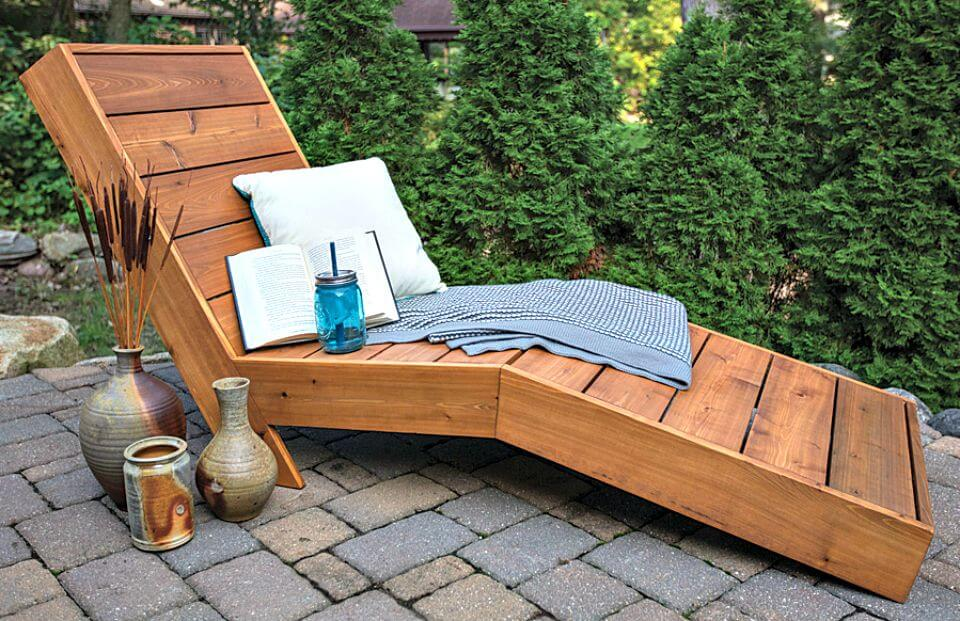 Phenomenal Cool Diy Chaise Lounge Chair Tutorials Diycraftsguru Gmtry Best Dining Table And Chair Ideas Images Gmtryco
