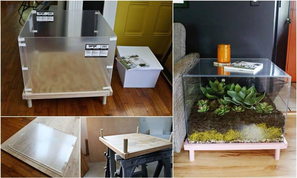 Awesome Diy Coffee Table Plans Diycraftsguru