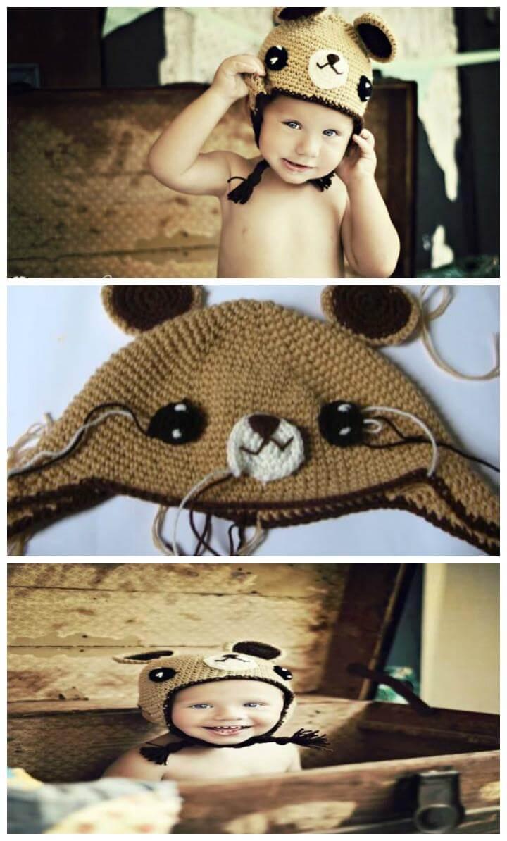 Cute Baby Crochet Hat Patterns Diycraftsguru