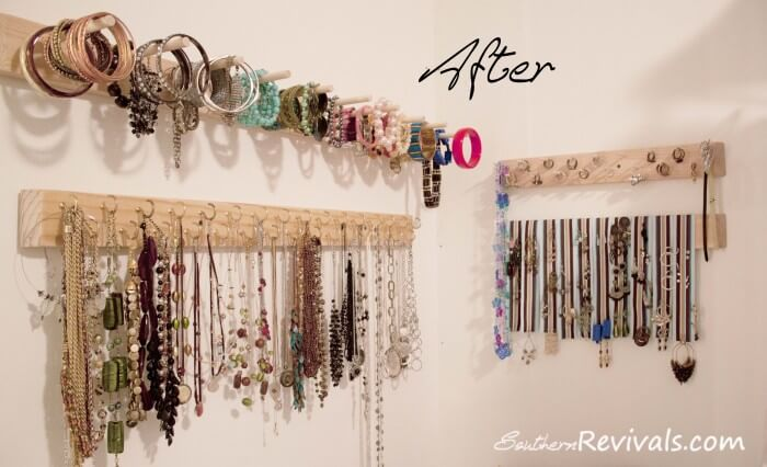Awesome Diy Jewelry Organizers Diycraftsguru